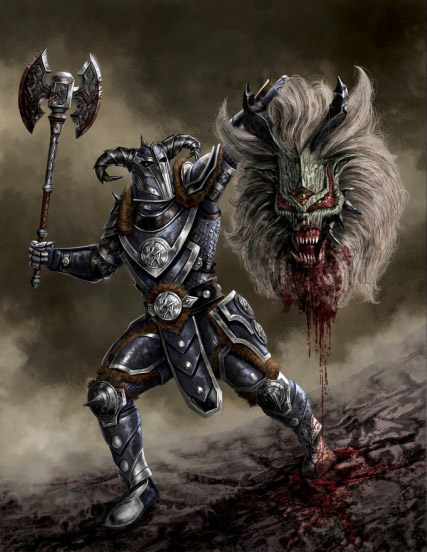 Arms And Armor Of The Nordic Champion Skegglund Stormcloak The