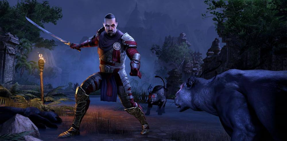 Elder Scrolls Online - Meet the Character | The Imperial Library