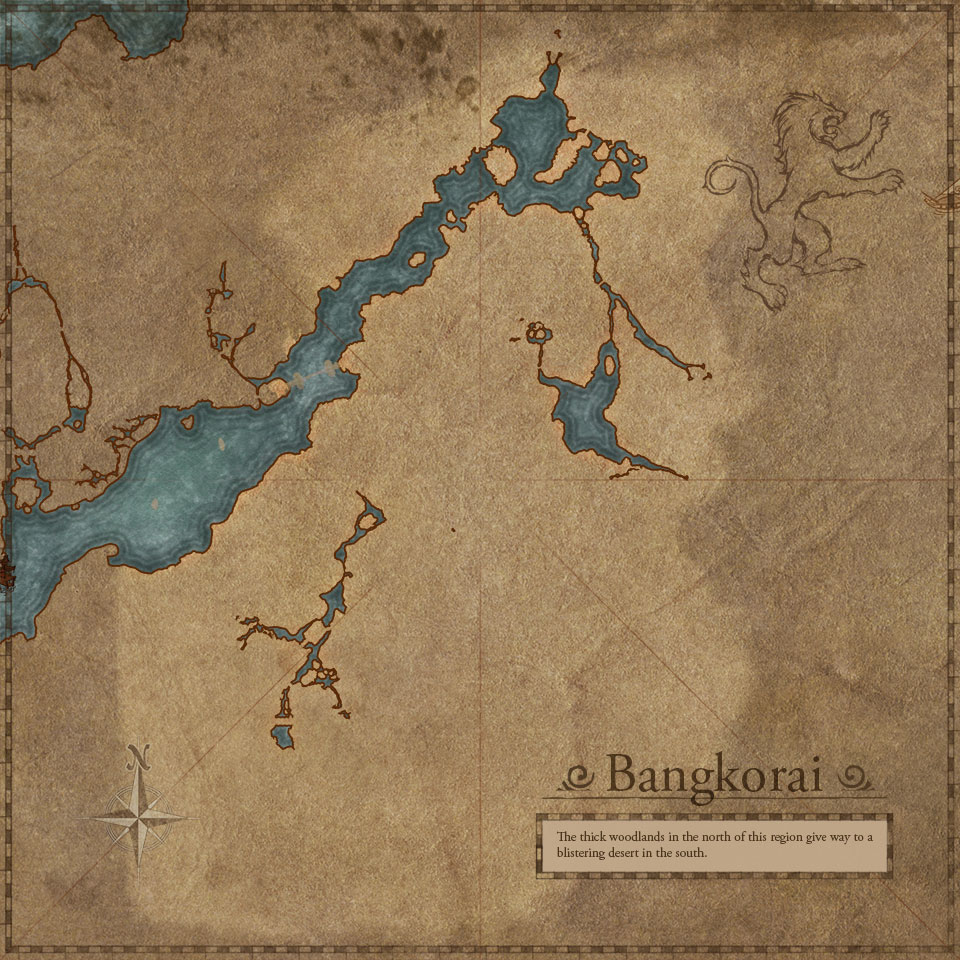 How to get to bangkorai from craglorn