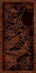 Atronach Mural from TES3: Tribunal