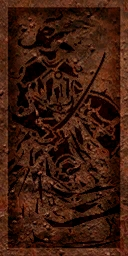 Warrior Mural from TES3: Tribunal