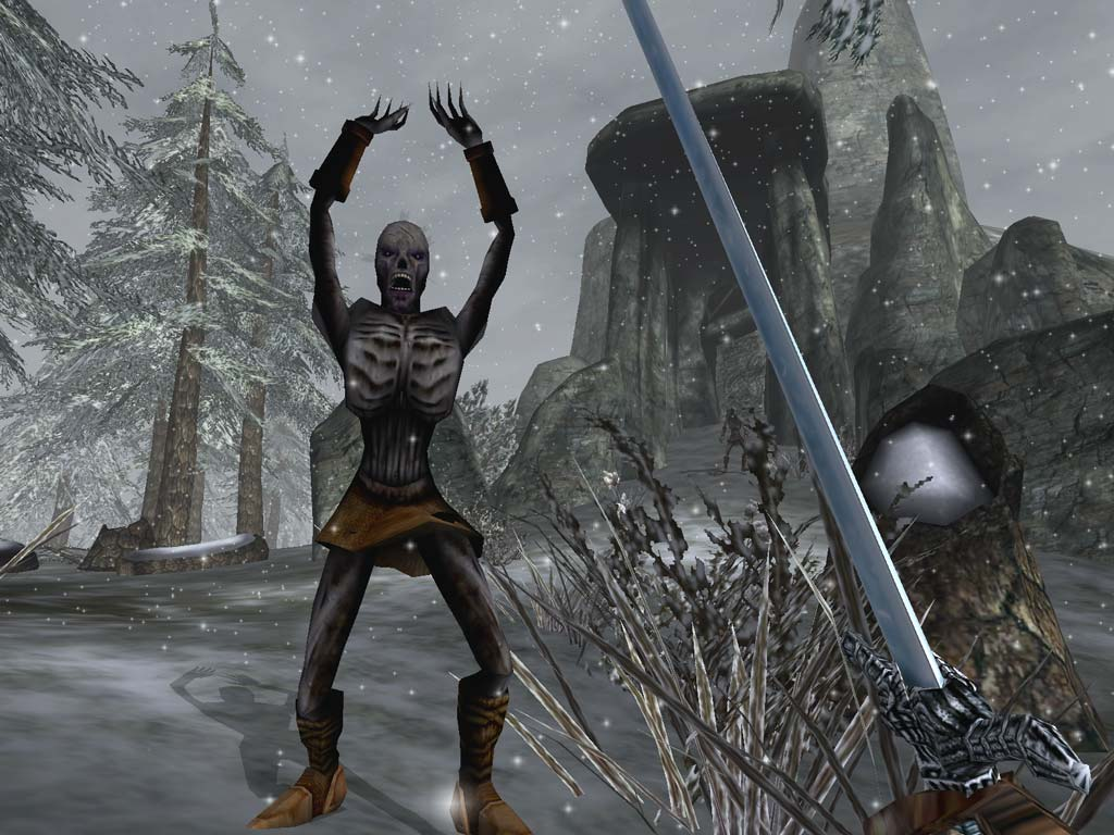 Bloodmoon Screenshot 1