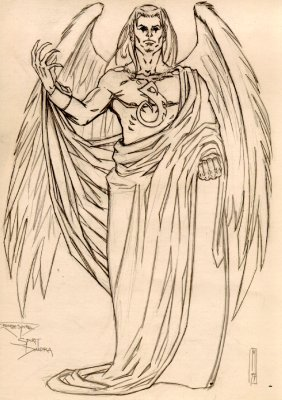 Spirit Concept Art