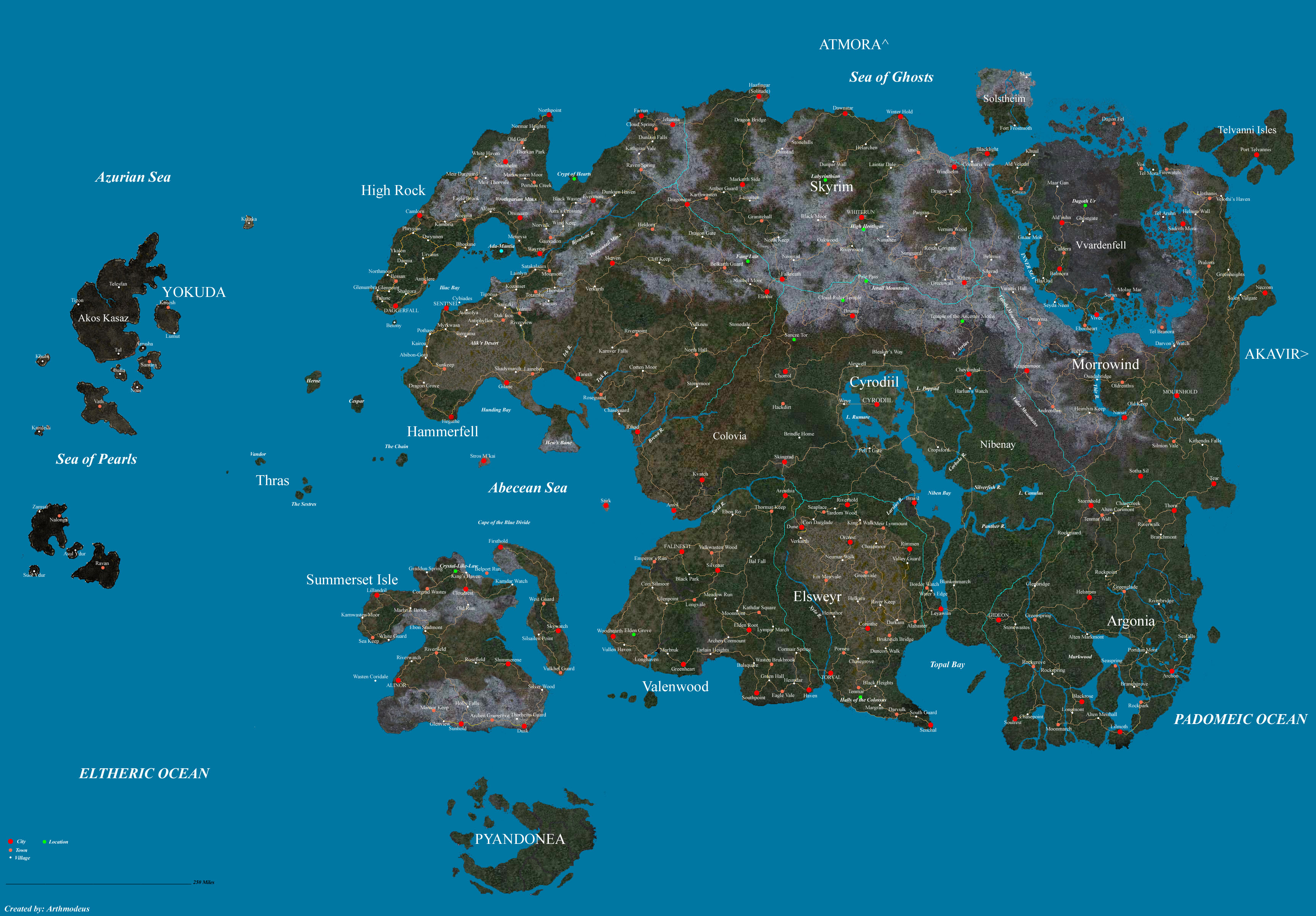Worldbuilding 3 continents madness of a modern writer gumiabroncs Image collections