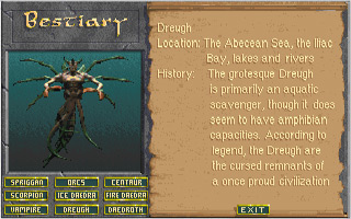 Daggerfall Screen Shot 12