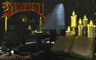 Daggerfall Screen Shot 18