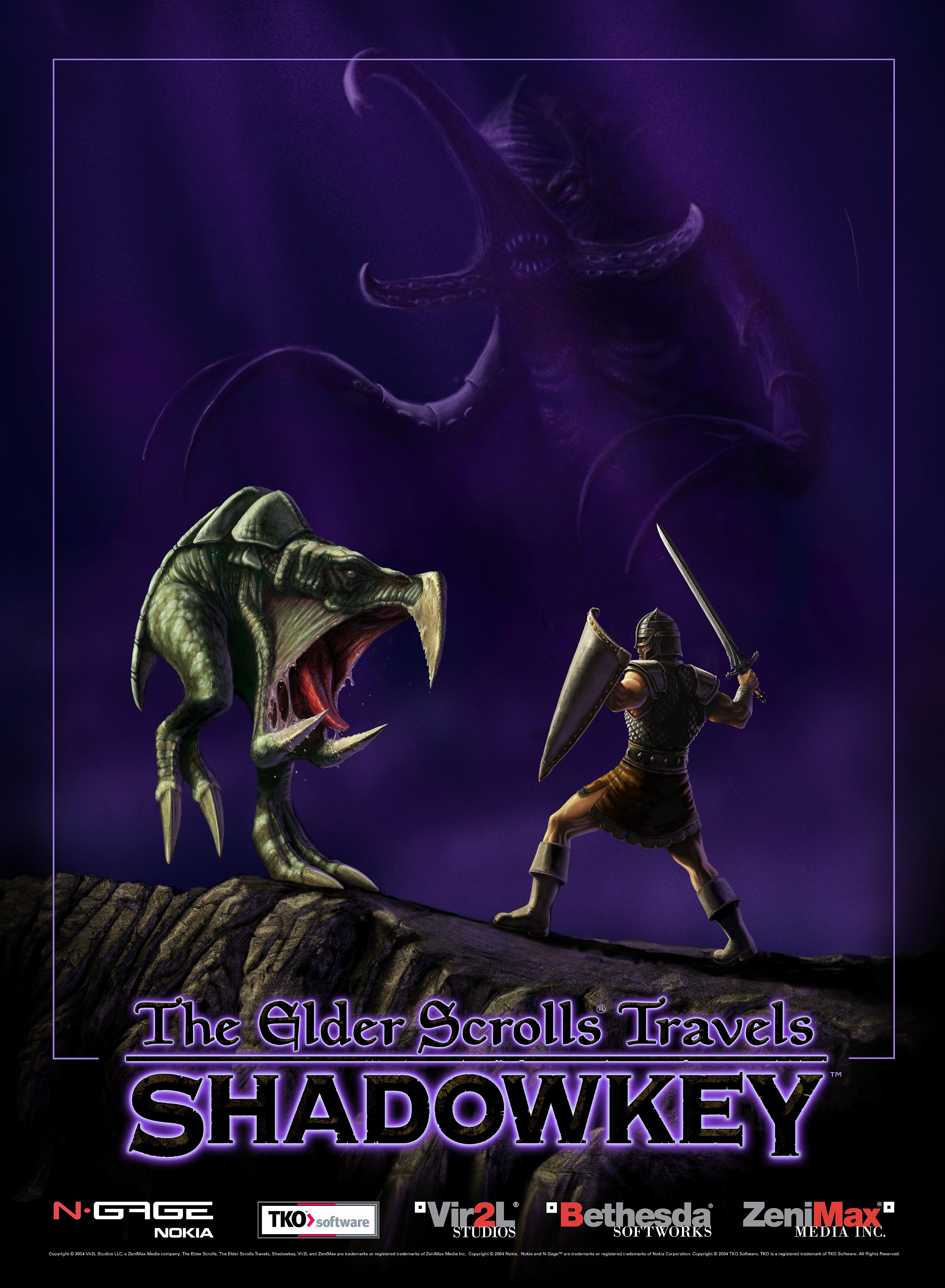 Shadowkey Poster