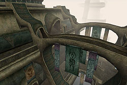 Example of the Velothi style in Vivec
